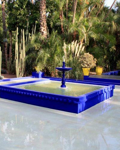 Marrakech---Jardins